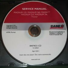 CASE MAGNUM 235 260 290 315 340 TRACTOR SERVICE SHOP REPAIR MANUAL