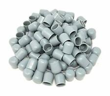 "Durable Furniture Glides Helps Protect Floors (100 Pack) 7/8"" Gray"