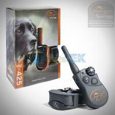 SPORTDOG SD-425 FieldTrainer Remote Dog Training Collar 500Yds + Long Probes 425