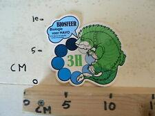 STICKER,DECAL BIOSFEER BIOLOGIE VOOR HAVO 3H H.E.STENFERT KROESE BV HAGEDIS/VIS?