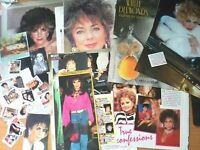Elizabeth Taylor - Magazine Clippings Pack