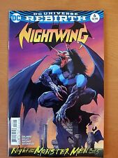 Nightwing # 6 DC Universe Rebirth (1st Print) Variant