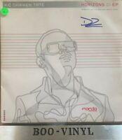 "Darren Tate - Horizons 01 EP (12"" Vinyl 2006) Double White Vinyl Ex Con"