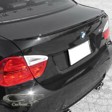 Painted Color BMW E90 Sedan 4Dr M3 Style Trunk Boot Spoiler 2005-2011 330i