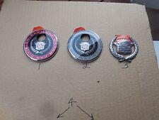 NOS 94 95 96 97 98 99? Cadillac Deville- Trunk Lock Bezel Emblem Badge, Chrome