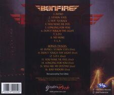 BONFIRE - DON'T TOUCH THE LIGHT   CD NEU