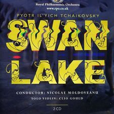 Nicolae Moldoveanu, - Swan Lake Complete Ballet Score [New CD]