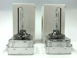 2x New OEM 09-14 FORD F-150 HID Xenon D3S Headlight Headlamp Bulb