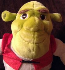 "Dreamworks Macy's 2007 Plush Large 20"" SHREK from ""Shrek the Halls"" TOY Stuffed"