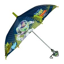 Children's Disney Toy Story Buzz Lightyear Rex Woody Kids Rain Umbrella Brolly