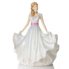"""(NIB) Royal Doulton Pretty Ladies Laura Fig of the Yr 2013 9"""" H  HN5588  $280.00"""