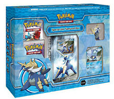 Pokemon Samurott Evolution Starter Box with Deck, Figure, 2 Boosters and Promo
