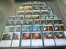 MTG Magic AZORIUS HUMAN DECK Cloistered Youth Neurok Commando Innistrad LOT ISD