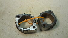 1982 Yamaha Maxim 400 XS400 Y249-1. exhaust clamps shims flanges