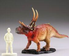 Kaiyodo Capsule Q Triceratops Kosmoceratops Diabloceratops Gashapon Figurine 5+1