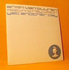 Cardsleeve single CD Armin van Buuren Ray Wilson Yet Another Day 2TR 2003 Trance