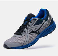 Mizuno SPARK 5 Men's Running Shoes Jogging Outdoor Gray Blue NWT K1GA200308