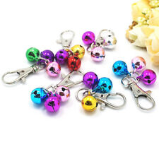 Pet Dog Cat Collar Animal Bell Accessories For Collar Loud Bell Safety key chain