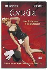 Cover Girl (1944) With Rita Hayworth DVD Region 1 043396100879
