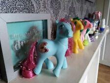 Vintage 80s My little Pony Princess Royal Blue/Sapphire