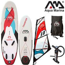 "Aqua Marina Champion 9' 9"", sup Board inflatable; windsurf Board"