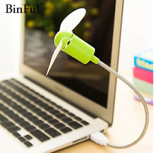 HOT Mini USB Fan gadgets Flexible Cool For laptop PC Notebook high quality