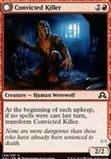 Convicted Killer NM X4 Shadows Over Innistrad MTG Red Common
