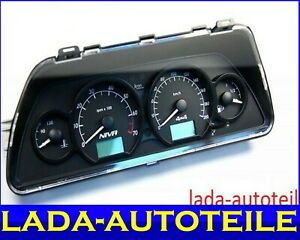 Instrument combination for LADA NIVA