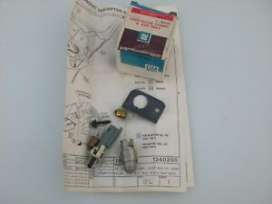 1973-1977; CENTURY & REGAL - NOS GLOVE BOX & ASH TRAY LAMP KIT - #981931