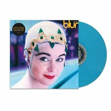 Blur - Leisure (25th Anniversary) - Limited Turquoise Colour Vinyl LP *NEW*