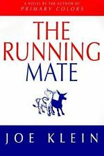 The Running Mate by Joe Klein (2000, Hardcover)