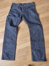 mens HUGO BOSS jeans - size 34/32 great condition