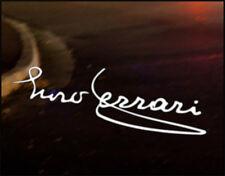 Enzo Ferrari coche decal Vinilo vehículo calcomanía Jdm Funny