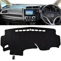 Xukey Dashboard Cover Dashmat Dash Mat For Honda Jazz Fit 2014-2018