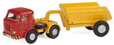 Joal 212 Pegaso Truck w/Dump Trailer 1/50 Die-cast MIB
