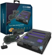 Hyperkin RetroN 2 HD Gaming Console for Nintendo NES/SNES/Super Famicom - Black