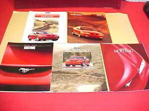 Repair Manuals Literature For 1995 Ford Mustang For Sale Ebay