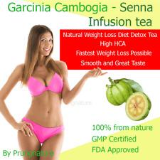 40 Bags Natural Herbal Garcinia Cambogia Weight Loss Fat Slimming Diet Detox Tea