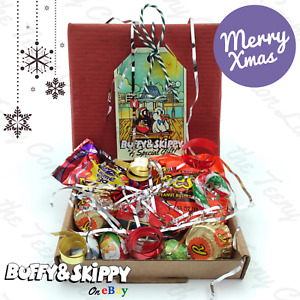 Personalised Reeses USA Chocolate Sweet Gift Hamper Box Christmas Cadbury Treat