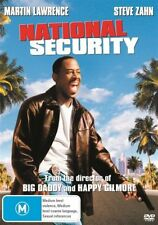 National Security (DVD, 2018)