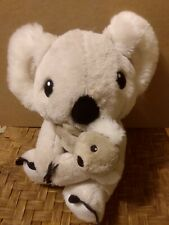 Mama Keola And Baby With Sounds Heartbeat And Other plush bears