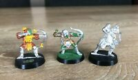 Warhammer LOTR Lord Of The Rings FELLOWSHIP ORC BOWMEN x3