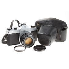 ASAHI PENTAX SP500 35MM SLR FILM CAMERA & SUPER TAKUMAR 55MM F2 LENS - EXCELLENT