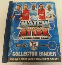 CCG - Match Attax Topps Premier League 2013 / 2014 Binder & Trading Cards 2013