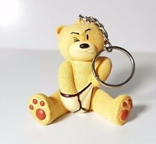 "2000 Bad Taste Bears Russell 2.5"" Key Chain Keychain"