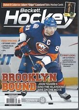 April 2015 Beckett Hockey Price Guide NHL - #272 John Tavares New York Islanders