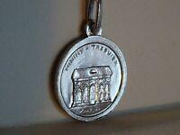vintage medaille religieuse  Minihy TreguierTomb  de Saint Yves  MR 706