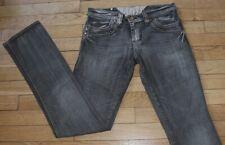 KAPORAL 5  Jeans pour Femme W 30 - L 32  Taille Fr 38 INDIA (Réf #S300)