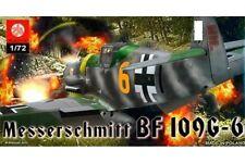 PLASTYK S050 1/72 Messerschmitt Bf-109 G-6