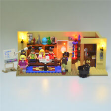 LED Lighting Kit For Lego® Model no.21302 - The Big Bang Theory and USB HUB